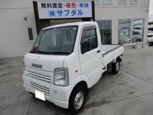 スズキ キャリイトラック KCエアコン・パワステ AT車 4WD
