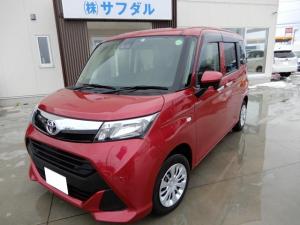 トヨタ タンク X S ナビ TV 左パワースライドドア ETC