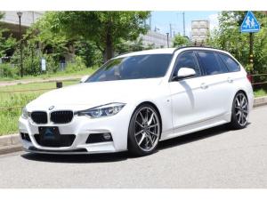 BMW 3シリーズ 318iツーリング Mスポーツ 20インチ KW車高調