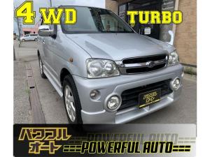 ダイハツ テリオスキッド カスタム Sエディション 4WD TURBO エアロ車内抗菌