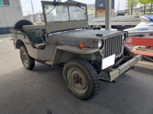 アメリカその他  ウィリス M38 ジープ 軍用車