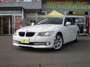 BMW 3シリーズ 320iクーペ HDDナビBカメラ 黒革Pシート Pスタート
