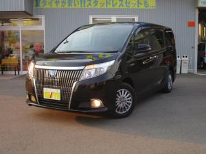 トヨタ エスクァイア ハイブリッドGi 9型ナビ フリップDモニタ- 両側電動ドア