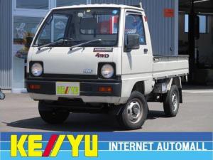 三菱 ミニキャブトラック ベースグレード 4WD 1オーナー 当社買取車