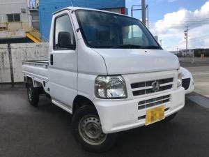 ホンダ アクティトラック アタック 5MT 4WD ETC 3方開 保証付