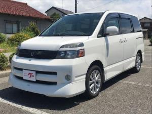 トヨタ ヴォクシー Z 4ナンバー登録 両側電動スライドドア メモリーナビTV