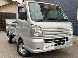 スズキ キャリイトラック KCエアコン・パワステ 純正オーディオ 4WD