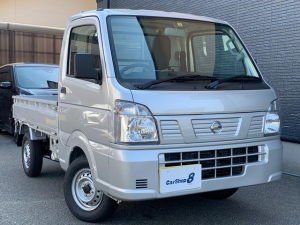 日産 NT100クリッパートラック DX 届出済未使用車 エアコン パワステ エアバッグ