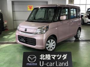 マツダ フレアワゴン XS ナビ TV 片側電動スライドドア シートヒーター