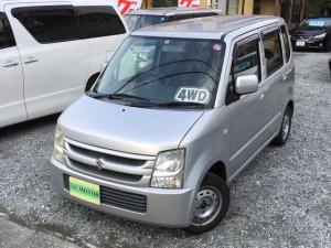 スズキ ワゴンR FX 4WD シートヒーター キーレス 純正CDデッキ