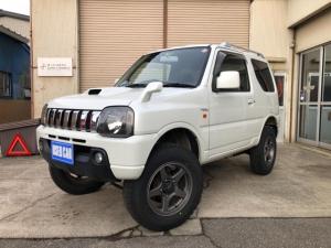 スズキ ジムニー ワイルドウインド 4WD 6型 2インチリフトアップ 新品夏タイヤ 社外16インチアルミ LEDヘッドライト LEDフォグ メッキグリル キーレス
