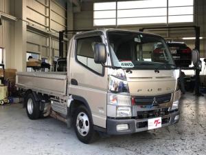 三菱ふそう キャンター カスタム 平ボディー 4WD ディーゼル 1.5t ETC