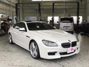 BMW 6シリーズ 640iグランクーペ Mスポーツ ナビTV サンルーフ