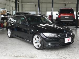 BMW 3シリーズ 325iツーリング 本革 ナビTV ドラレコ