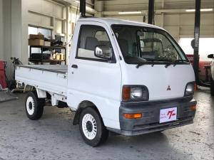 三菱 ミニキャブトラック  4WD 5速MT
