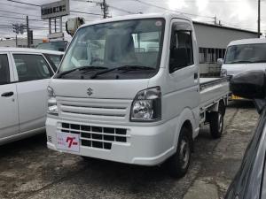 スズキ キャリイトラック KCエアコン・パワステ 4WD AC MT 軽トラック