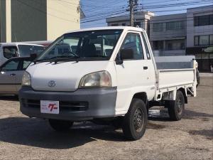 トヨタ タウンエーストラック リアゲート昇降リフト 4WD MT 750kg 積載