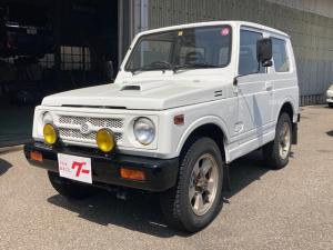 スズキ ジムニー HC 4WD ターボ 社外CDオーディオ ETC オートマ スタッドレスタイヤ付き
