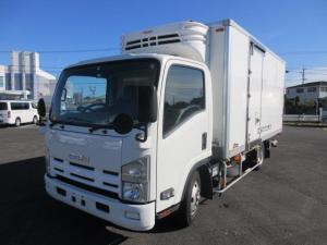 いすゞ エルフトラック ワイド ロング FFL 冷蔵冷凍車 積載1.9t 菱重製 -30℃設定 スタンバイ装置付(コード欠) 極東開発製格納PG(1,000kg)