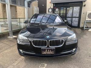 BMW 5シリーズ 535iツーリング サンルーフ BSM クロレザー 追突警告