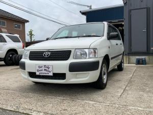 トヨタ サクシードバン UL UL ETC 2WD ワンオーナー ブリジストンスタッドレスタイヤホイール付