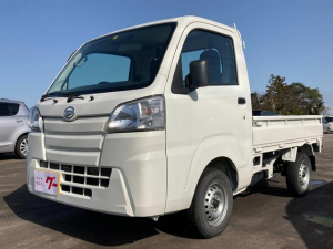 ダイハツ ハイゼットトラック スタンダード 4WD MT5速 エアバッグ