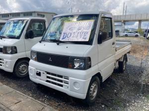 三菱 ミニキャブトラック VX-SE PS エアコン付き 4WD
