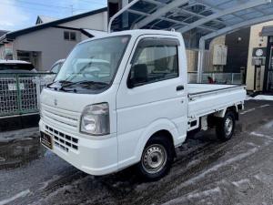 スズキ キャリイトラック KCエアコン・パワステ 4WD AC MT 修復歴無 軽トラック