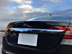 ジャガー XF 3.0ラグジュアリー 整備記録簿8枚 低走行 2オーナー車 車検令和3年10月 ディーラー下取り車 ガレージ保管