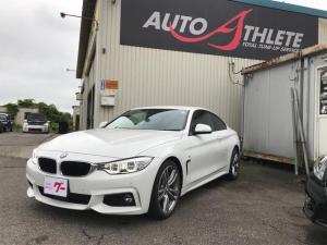 BMW 4シリーズ 428iクーペ Mスポーツ ナビTV