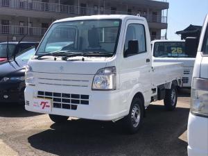 スズキ キャリイトラック KCエアコン・パワステ  4WD MT 軽トラック