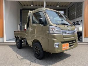 ダイハツ ハイゼットトラック ジャンボSAIIIt 届出済未使用車 LEDライト障害物センサー