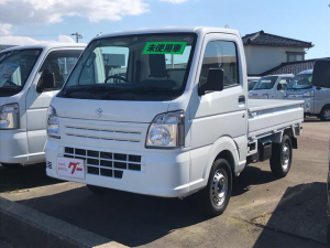スズキ キャリイトラック KC AC MT 修復歴無 軽トラック ホワイト