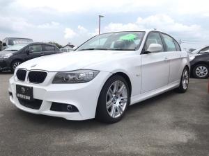 BMW 3シリーズ 320i Mスポーツパッケージ ナビ AW オーディオ付 AC CVT セダン HID パワーウィンドウ