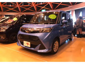 トヨタ タンク X S パワースライドドア ナビ バックカメラ