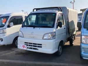 ダイハツ ハイゼットトラック エアコン・パワステ スペシャル 4WD AC AT