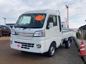 ダイハツ ハイゼットトラック ジャンボ 4WD AC AT ホワイト