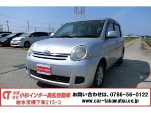 トヨタ シエンタ G 電動オートスライドドア オートエアコン HDDナビカメラ