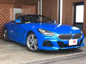 BMW Z4 sDrive20i Mスポーツ Innovation Package BMWメーカー新車保証 harman/kardonサウンドシステム 黒革 純正ナビ 地デジフルセグチューナー パークアシスト付バックカメラ パークソナー ETC