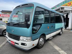 日野 リエッセII  28人乗り マイクロバス ターボ 5速MT エアサス