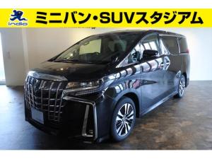 トヨタ アルファード 240S Cパッケージ Wサンルーフ デジタルインナーミラー