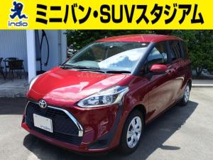 トヨタ シエンタ X 純正ナビTV 助手席側パワースライドドア ETC