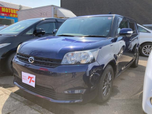 トヨタ カローラルミオン 1.5X 社外ナビTV ETC サイドエアバッグ ABS キーレスエントリー