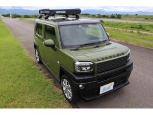 ダイハツ タフト G アップグレードパッケージ バックカメラ ステアリングスイッチ シートヒーター LEDヘッドライト キーフリーシステム 衝突軽減ブレーキサポート