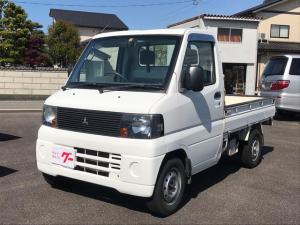 三菱 ミニキャブトラック 4WD AC パワステ 5速MT
