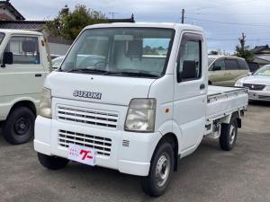 スズキ キャリイトラック  4WD PS 5速MT 修復歴無 軽トラック