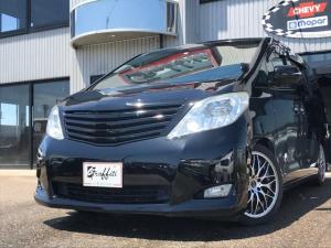 トヨタ アルファード 240X 両側電動スライド ナビTV 車高調 18インチAW
