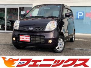 日産 モコ E-FOUR専用オーディオ付スマートキーETCシートヒーター