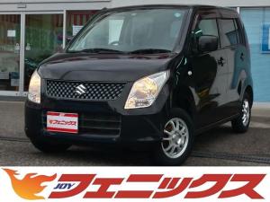 スズキ ワゴンR FXユーザー買取車 社外フルセグナビ社外アルミABSキーレス