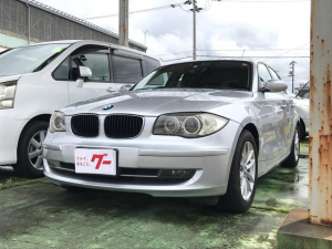 BMW 1シリーズ 116i AT AW ETC スマートキー オーディオ付